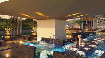 Aureate Luxury 2 Amp 3 Bhk Apartments In Pimple Saudagar